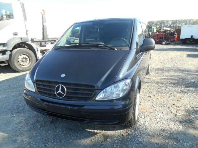 Mercedes-Benz VITO 115 CDI DOUBLE CABINE FRIGO - 2007