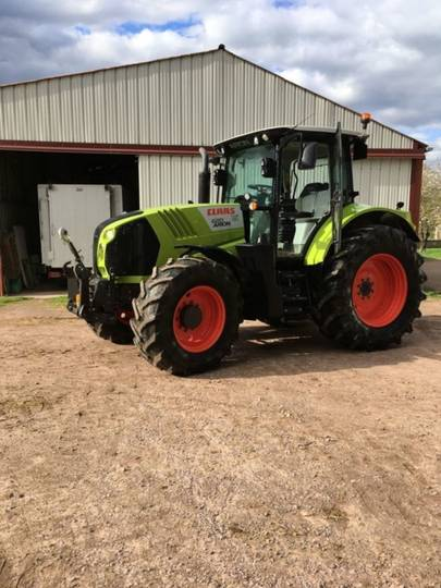 Claas arion 620 cis t4i - 2013