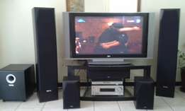 TV Complete Unit for Sale