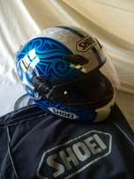 SHOEI Helmet _ Limited Edition
