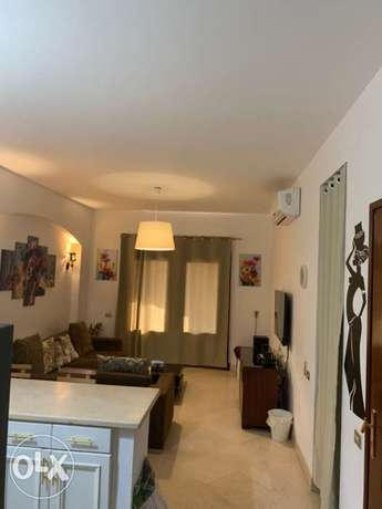 one bedroom in west golf/Gouna for rent