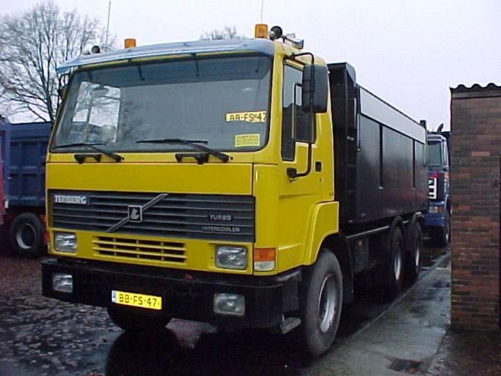 Terberg Fl1350-wdg1 6x6 Tipper - 1994