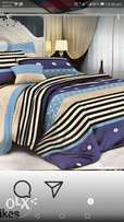 5*6 Duvets with 1 bedsheet, 2pillowcases