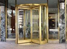 Revolving Door Operator Installation In Nigeria