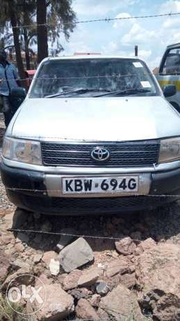 Quick sale! Toyota Probox KBW available at 430k asking price! Nairobi CBD - image 5