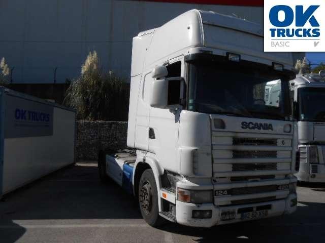 Scania 124420 Luftfeder - 2000