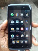 Alcatel Infinty 996 android phone. One sim, 4.3 screen, 5mp camera.