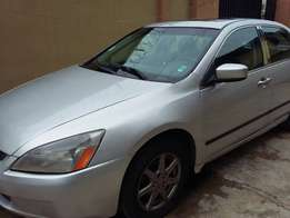 Clean Honda Accord (EOD) For Sale!!