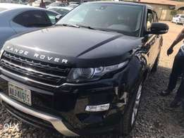 Vry clean 3 months used 2015 range rover evogue in a very good conditi