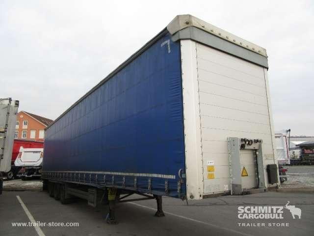 Schmitz Cargobull Curtainsider Mega - 2016