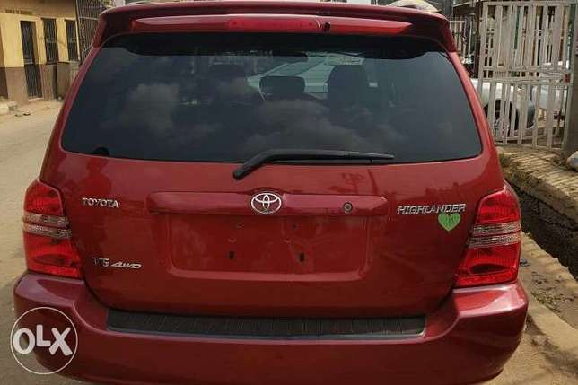 Foreign used superclean highlander available for sale Ipaja - image 2