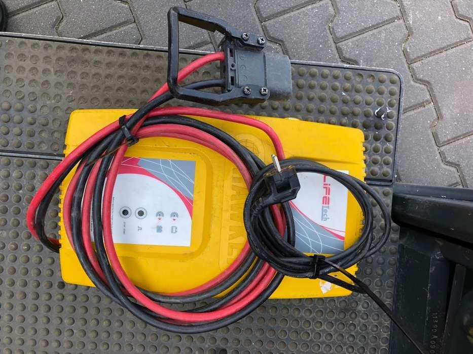 Jungheinrich EKS 110L 100 E Pallettruck - image 9