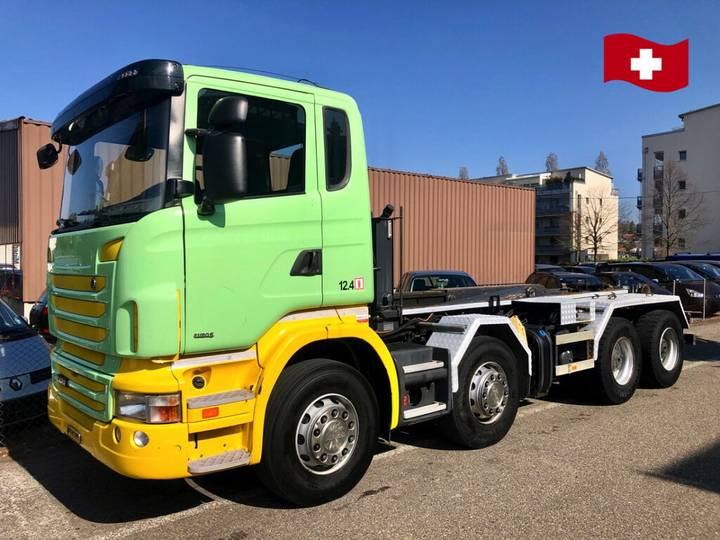 Scania R420 CB 8x4 - 2012