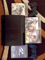Playstation 3 500GB in excellent condition + extras