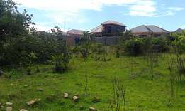 85x100 feet plot on sale at mpala bubuli entebbe