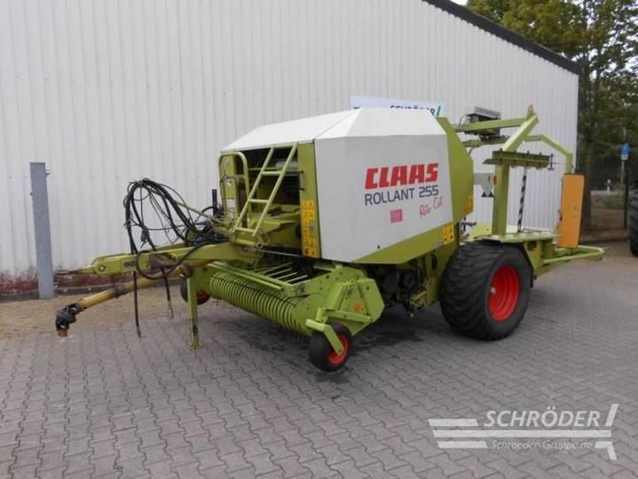 Claas rollant 255 uniwrap - 2003