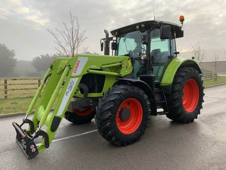 Claas Arion 530 - 2013