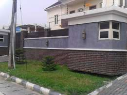 A newly built 4bedroom duplex with inverter for sale at Lekki
