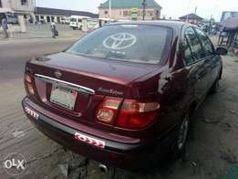 Extremely Sharp and sound 2005 Nissan sunny with factory chilling ac