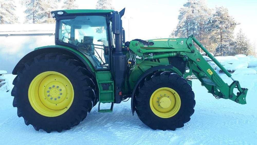 John Deere 6215r Traktori - 2016 - image 4