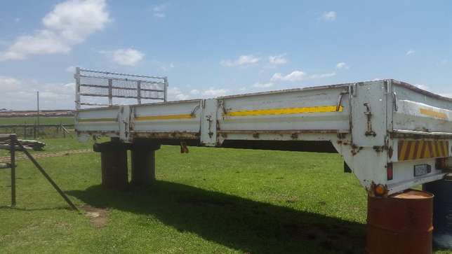 Truck bodies with drop down sides for sale. Delmas - image 2