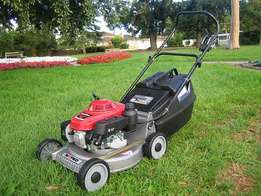 Grass cutting and lawn mowing services