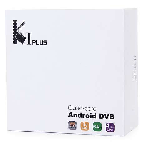 K1 PLUS Quad Core 4K Android TV Box Mombasa Island - image 6