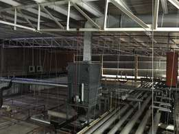 Dust Extraction Plant