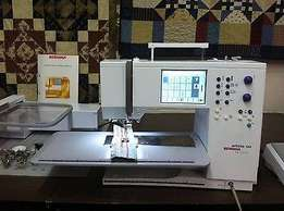 BERNINA ARTISTA 180 - beautiful and excellent condition