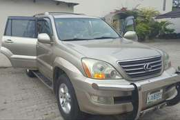 First body paint Lexus GX470 full option 2006