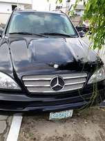 Neatly Used Mercedes Benz M-Class (2005)