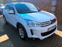 Citroen C4 Aircross 2.0 Attraction