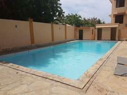 3 Bedrooms Apartment for Rent in Nyali With Swimming pool