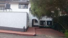 4 bedroomed commercial townhouse to let in kilimani.