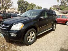 2008 Mercedes Benz GL450
