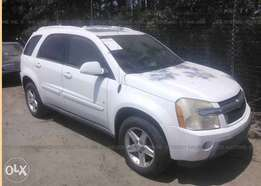 Foreign Used 2006 Chevrolet Equinox