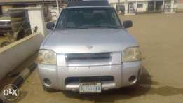 Nissan frontier pick up.