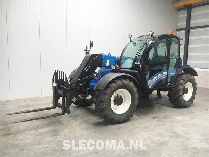 New Holland NH LM6.35 - 2016