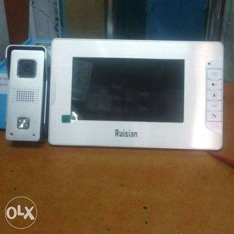 Solar water heater, smart door phone, electric fence and and Cctv Nairobi CBD - image 2