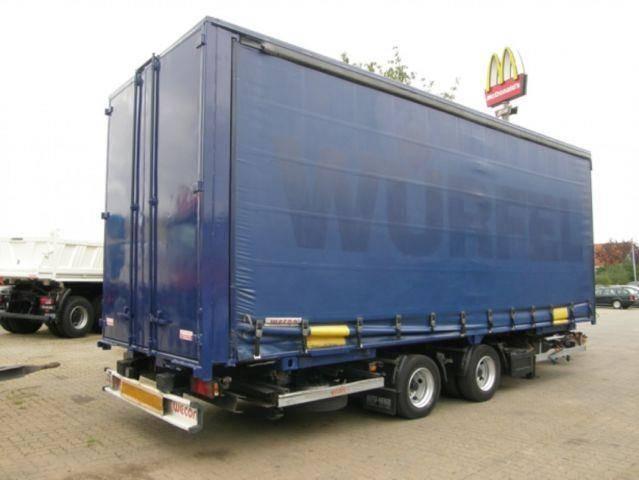 BDF Anhänger AWZ 218 LZ BDF - 2003