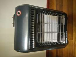 3 panel gas heaters