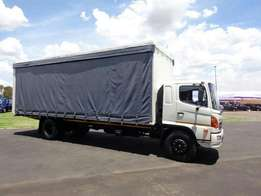 8 HINO 500 SERIES 15-258 for sale
