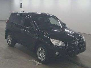 KCN..2010 Model 4wd Toyota Rav4 Black with Back Spare Tyre South C - image 2