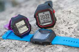 Forerunner 25 GPS enabled fitness watch with heart rate monitor