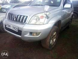 Toyota Prado on offer better than Harrier rav4 Vanguard