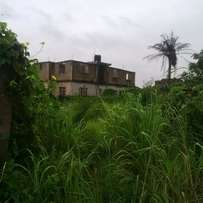 Half plot of land for sale in isheri north 6million asking