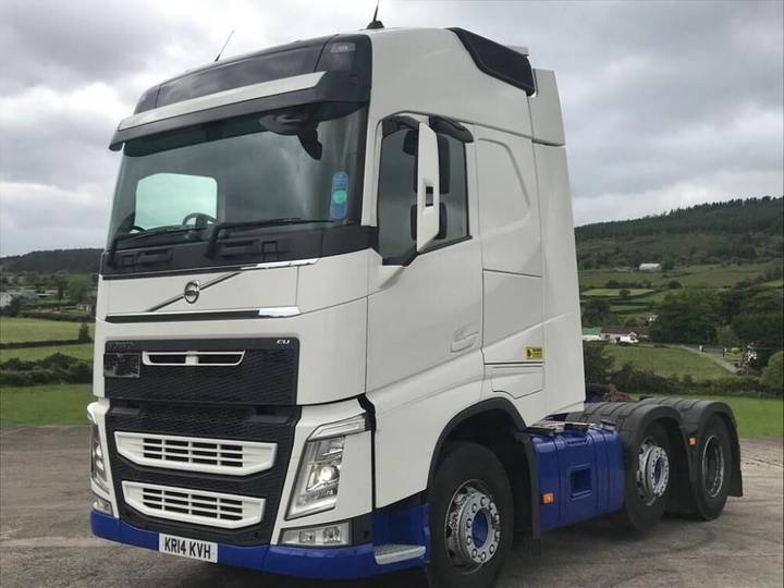 Volvo FH4 460 - 2014