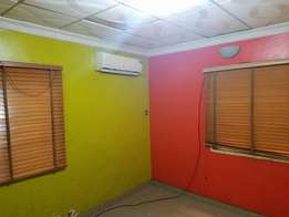 3 bedroom bungalow flat available at Spark light estate