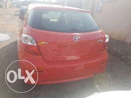 Tokunbo 2009 Toyota Matrix Up 4Grabs