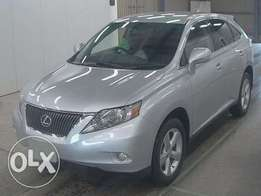 Lexus rx 270 new model fully loaded finance terms accepted